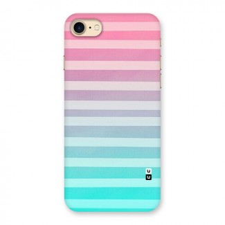 Pastel Ombre Back Case for iPhone 7