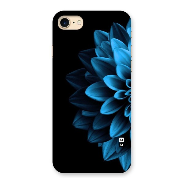 Petals In Blue Back Case for iPhone 7
