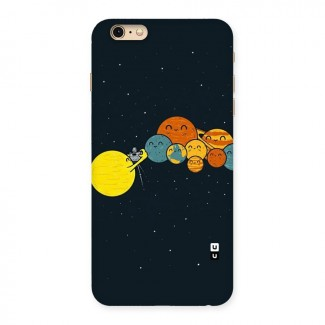 Planet Family Back Case for iPhone 6 Plus 6S Plus