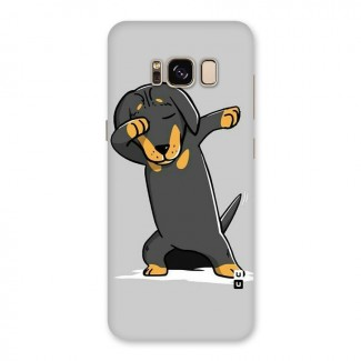 Puppy Dab Back Case for Galaxy S8