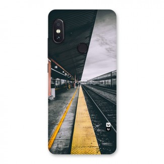 Railway Track Back Case for Redmi Note 5 Pro