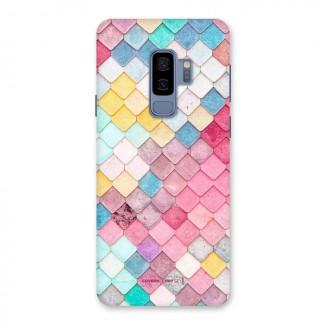 Rocks Pattern Design Back Case for Galaxy S9 Plus