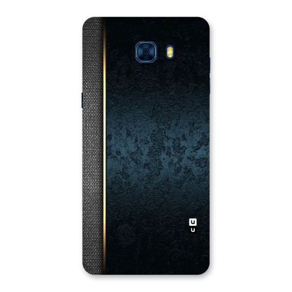 Rug Design Color Back Case for Galaxy C7 Pro