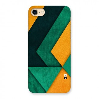 Rugged Abstract Stripes Back Case for iPhone 7
