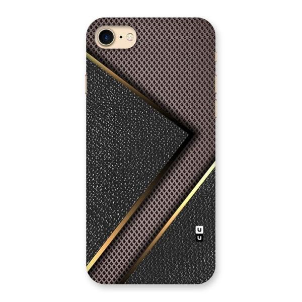 Rugged Polka Design Back Case for iPhone 7