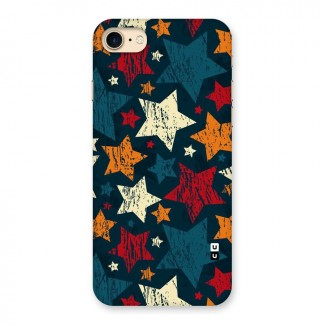 Rugged Star Design Back Case for iPhone 7