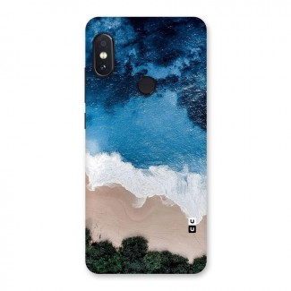 Seaside Back Case for Redmi Note 5 Pro