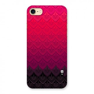 Shades Red Design Back Case for iPhone 7
