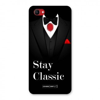 Stay Classic Back Case for Oppo F7