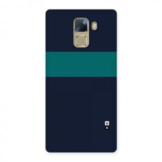b1a9a946718443 Stripe Block Back Case for Huawei Honor 7