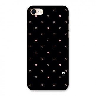 Tiny Little Pink Pattern Back Case for iPhone 8
