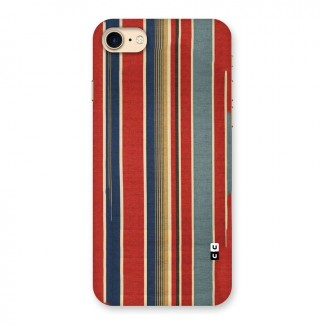 Vintage Disort Stripes Back Case for iPhone 7
