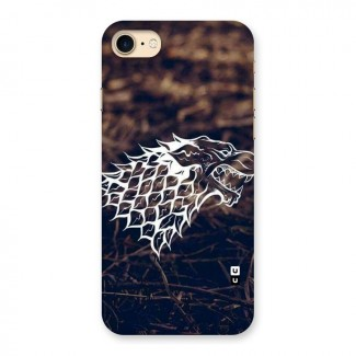 Wolf In White Back Case for iPhone 7