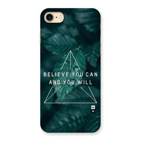 You Will Back Case for iPhone 7